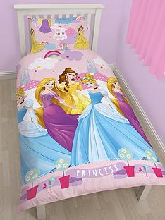 disney-princess-enchanted-rotary-print-single-duvet-cover-set