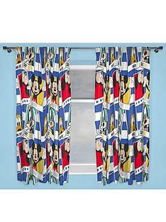 mickey-mouse-polaroid-curtains