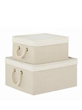 set-of-2-foldable-storage-boxes-natural