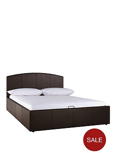 marston-faux-leather-lift-up-storage-bed-frame-with-optional-mattress