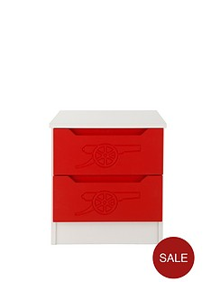 arsenal-2-drawer-bedside-cabinet