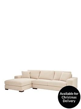 sandy-3-seater-left-hand-fabric-chaise-sofa