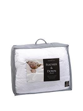 cascade-home-135-tog-all-natural-duck-feather-and-down-duvet