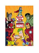 Phineas & Ferb: Mission Marvel DVD