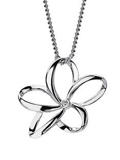 hot-diamonds-plumeria-sterling-silver-and-diamond-mini-pendant
