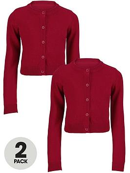 top-class-essential-waist-length-cotton-cardigan-2-pack
