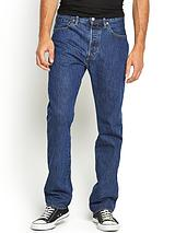 501 Mens Basic Original Fit Jeans