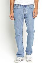501 Mens Basic Original Fit Jeans