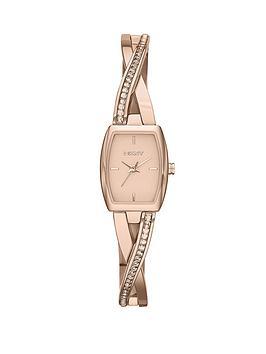 dkny-crosswalk-rose-gold-tone-stainless-steel-bracelet-with-crystals-ladies-watch