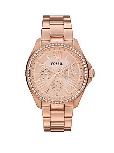 fossil-cecile-multifunction-rose-gold-glitz-stainless-steel-ladies-watch