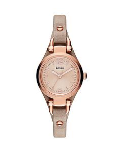 fossil-georgia-mini-rose-gold-tone-and-sane-leather-strap-ladies-watch
