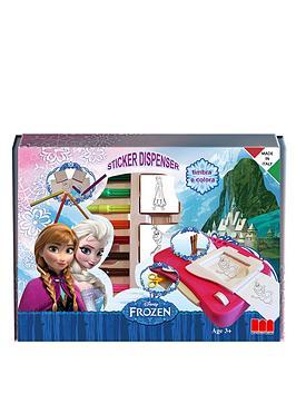 disney-frozen-sticker-machine