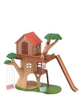 sylvanian-families-treehouse