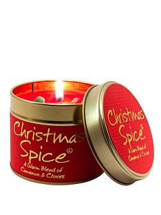 lily-flame-christmas-spice-tin-candle
