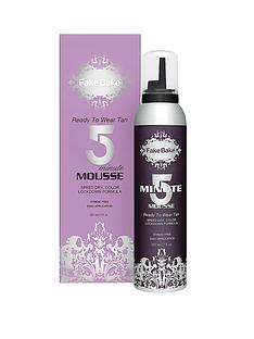 fake-bake-5-minute-mousse-instant-tan