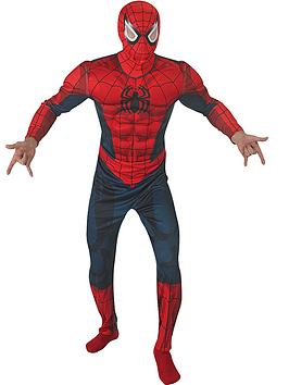 marvel-spiderman-deluxe-adults-costume