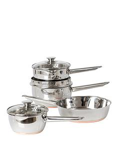 sabichi-4-piece-pan-set-with-copper-plated-bases