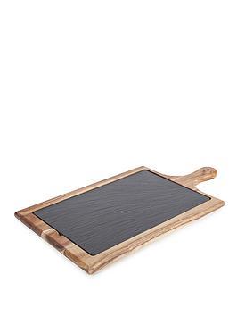 acacia-paddle-board-with-slate-plate