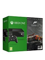 Console with Forza 5 Download