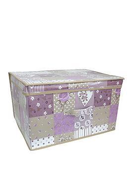 vintage-printed-patchwork-kids-storage-box-large