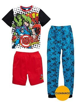 marvel-avengers-boys-pyjamas-set-3-piece