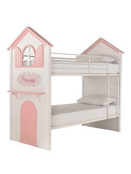 princess-bunk-bed-with-optional-mattress
