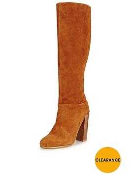 v-by-very-salmanbspsuede-knee-high-block-heel-seventies-bootnbsp