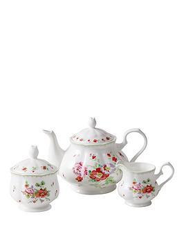 red-rose-3pc-tea-set