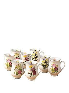 spring-posy-8pc-bellied-mugs