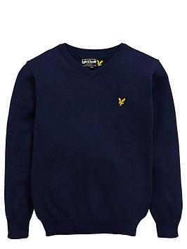 lyle-scott-boys-knitted-jumper