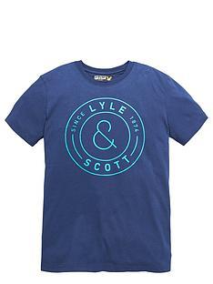 lyle-scott-boys-circular-logo-t-shirt
