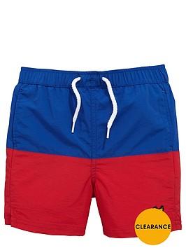lyle-scott-boys-colour-block-swim-shorts