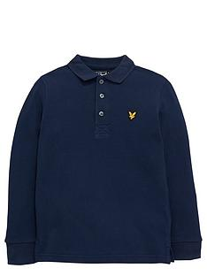 lyle-scott-boys-long-sleeve-polo-shirt
