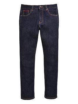 lyle-scott-slim-leg-jean-rinsed-wash