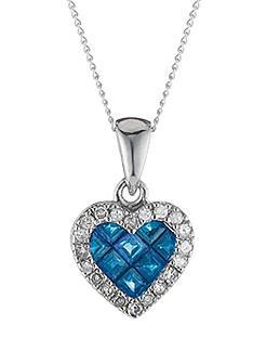 love-gem-9-carat-white-gold-sapphire-and-diamond-heart-pendant
