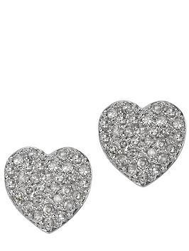 9-carat-white-gold-20pt-heart-stud-earrings