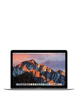apple-macbook-12-inch-intelreg-coretrade-m3-8gbnbspram-256gb-flash-storage-with-optional-ms-office-365-homenbsp--silver