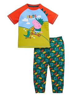 george-pig-boys-dino-pyjamas