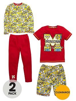 minions-boys-pyjamas-set-4-piece