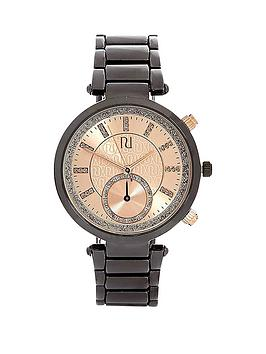 river-island-river-island-gunmetal-amp-rose-ladies-watch