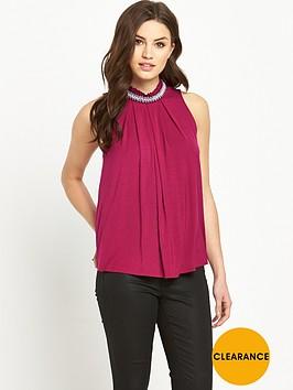 v-by-very-embellished-neck-swing-vest