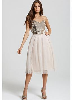 little-mistress-heavily-embellished-cream-and-gold-prom-dress