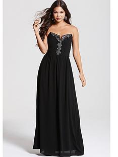 little-mistress-black-embellished-maxi-dress