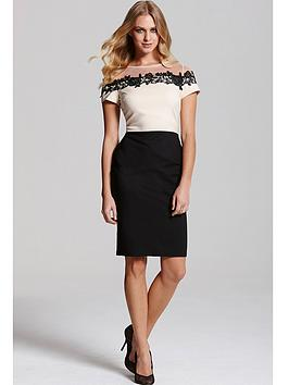 paper-dolls-cream-and-black-floral-dress