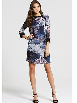 little-mistress-floral-tunic-dress