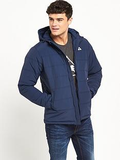 le-coq-sportif-padded-jacket