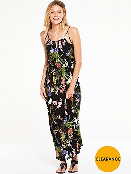 v-by-very-petite-strap-detail-jersey-maxi-dress