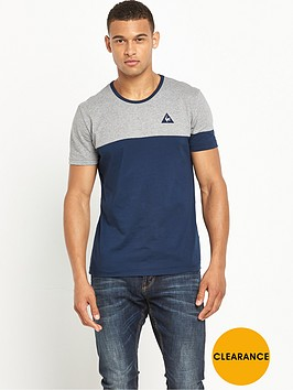 le-coq-sportif-t-shirt