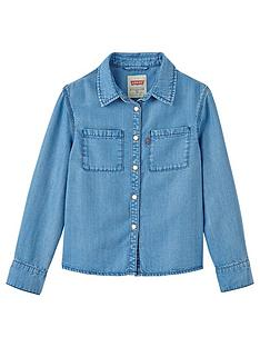 levis-girls-ls-denim-shirt