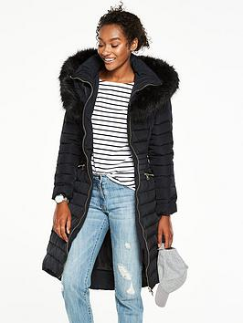 v-by-very-long-padded-coat-with-faux-fur-hoodnbsp
